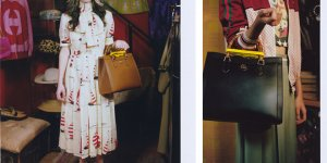 Alessandro Michele reinterprets the bamboo bag with Gucci Diana
