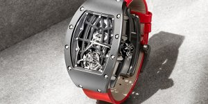Richard Mille ups the ante with RM 74-01 and RM 74-02 pair of novelties