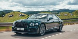 Hybrid and electric luxury car sales are an the rise
