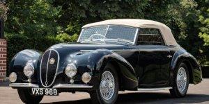 Under The Hammer: 1946 Delahaye Type 135M Cabriolet