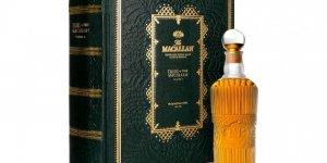 Meet the Macallan's US$80,000 single malt whisky